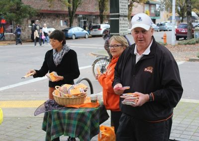Halloween Downtown Corvallis
