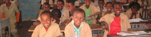 Sister City supported school in Gondar Ethiopia