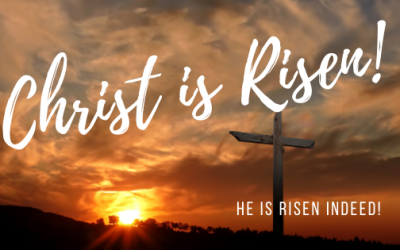 Worship for Easter Sunday: April 12