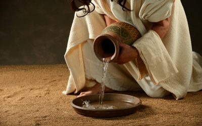 Worship for Maundy Thursday: April 9- Commanded to Love