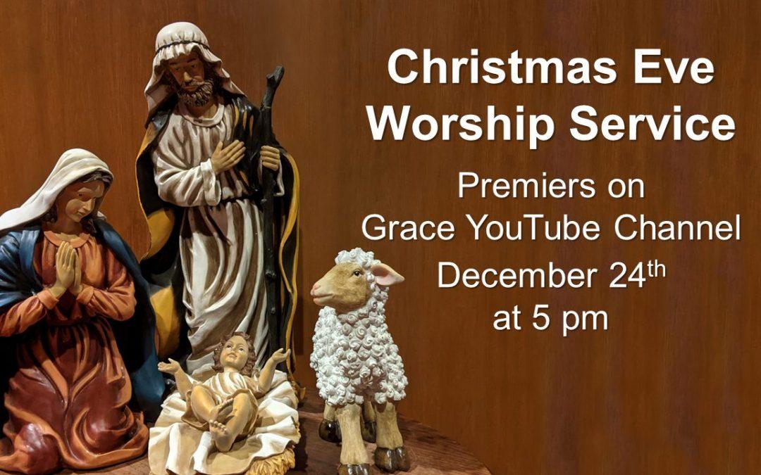 Worship Christmas Eve 2020
