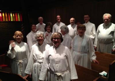 Worship Choir